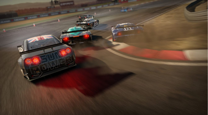 NFS Shift2 CurveBattle