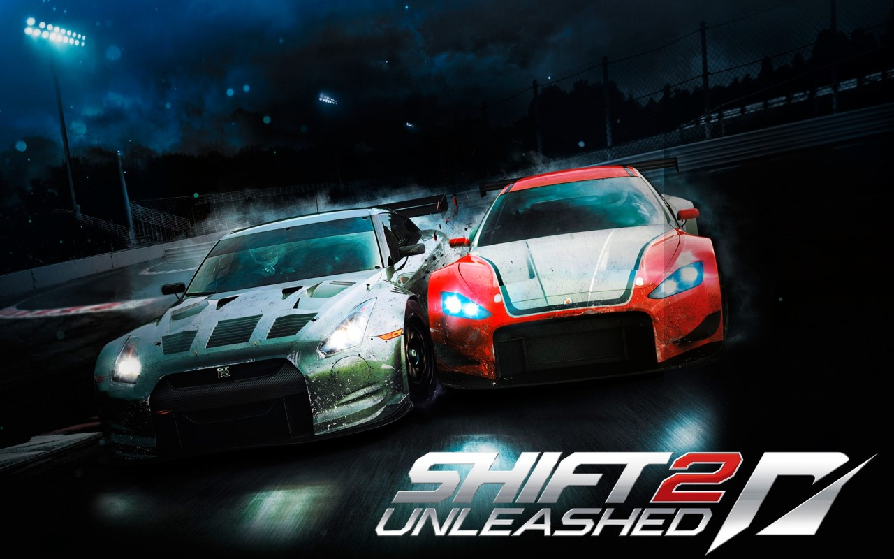 Need for Speed - Shift 2 Unleashed Wallpaper