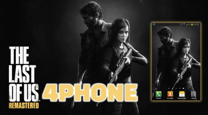 The Last for Us 4phone - Monotone Package