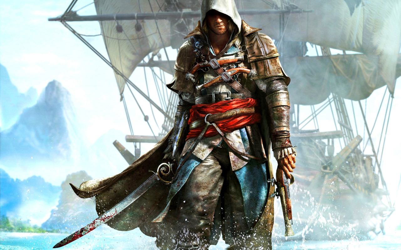 AC Black Flag - Edward Kenway