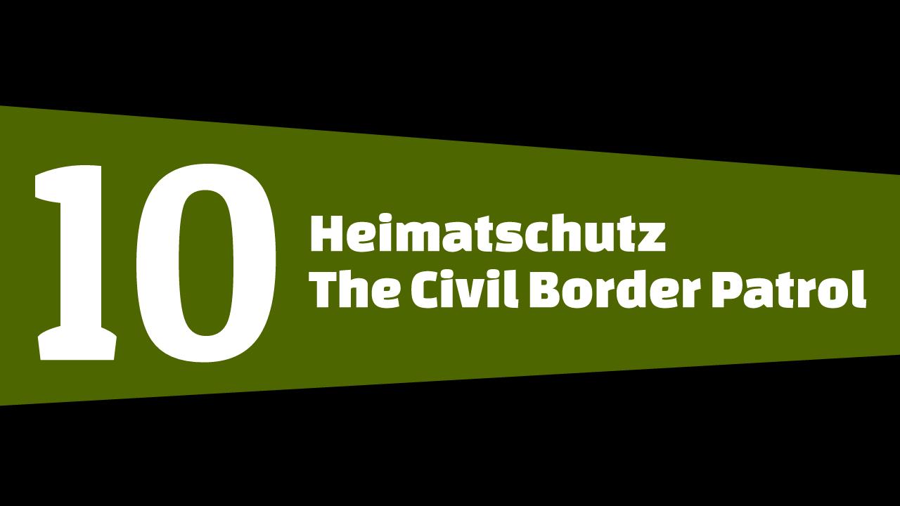 GTA5 #10 - Heimatschutz - Schriftbanner
