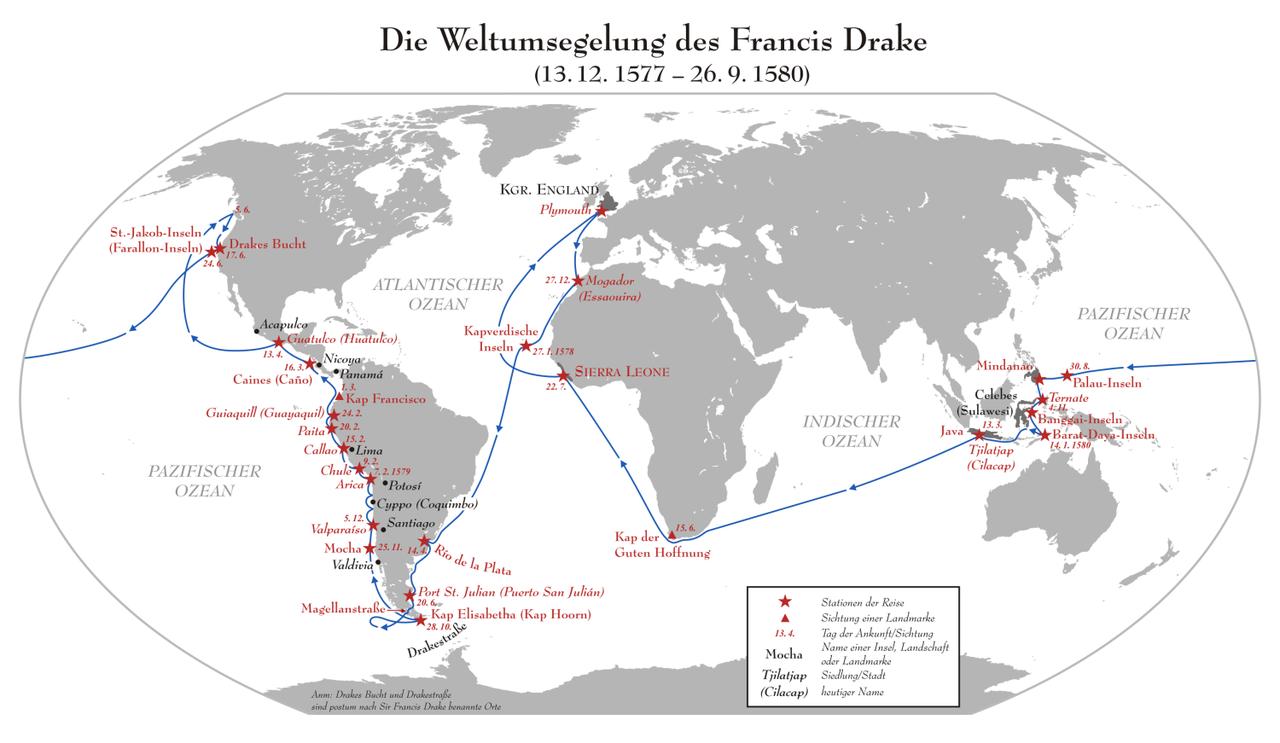 Weltumsegelung_des_Francis_Drake
