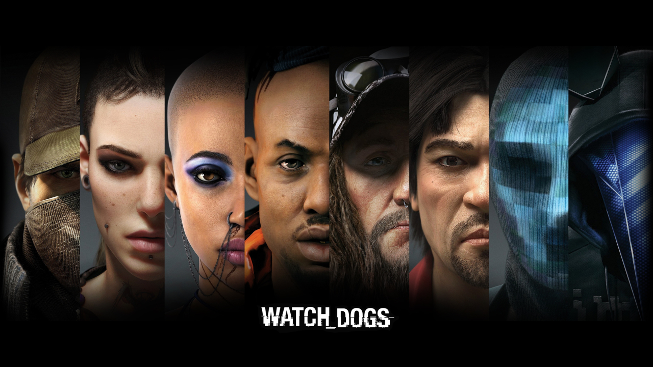 Watch_dogs - Charaktere