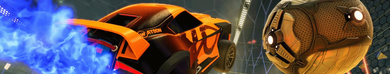 HEADBANNER Rocket League Hot Car Edition