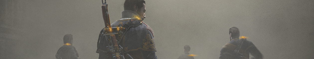 HEADBANNER The Order 1886 Edition