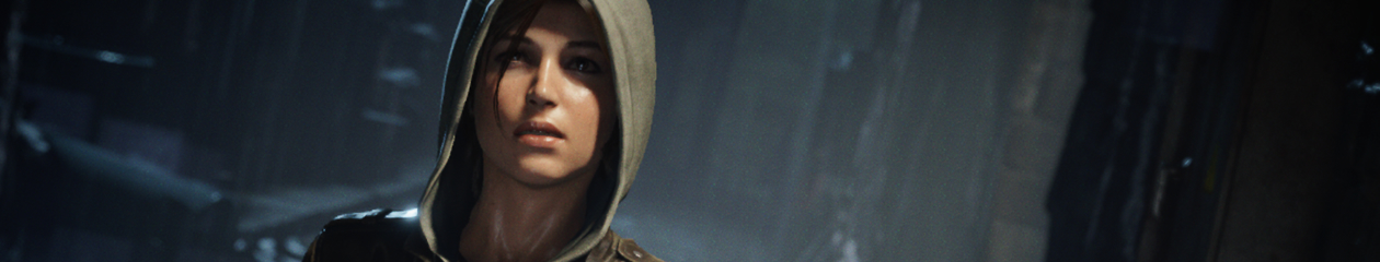 HEADBANNER The Rise of Tomb Raider Secret Lara Edition