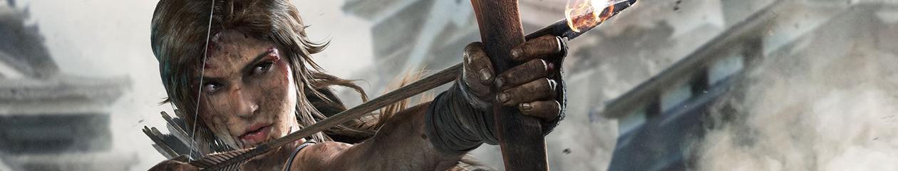 HEADBANNER Tomb Raider Reborn Edition