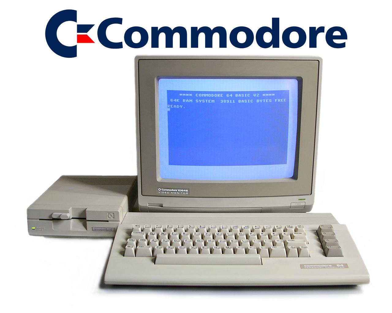 Commodore C64 PC