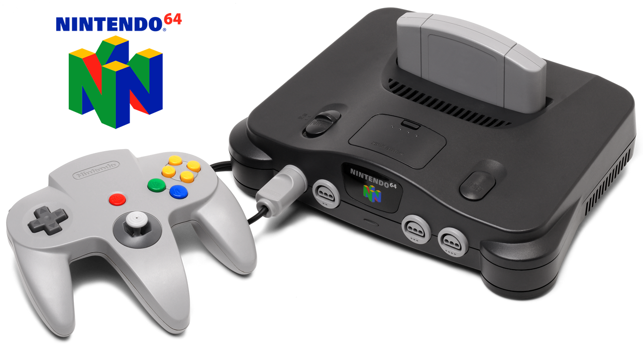 N64 Gaming Console System