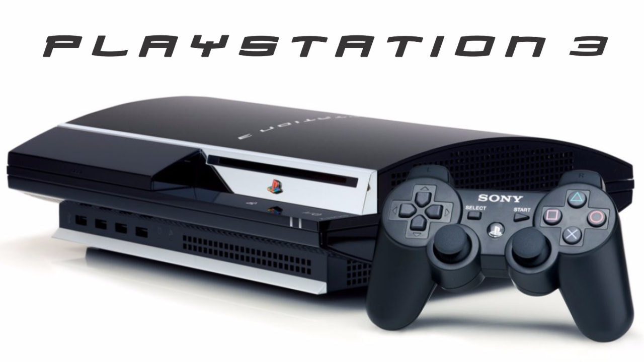 PS3 Gaming Console System