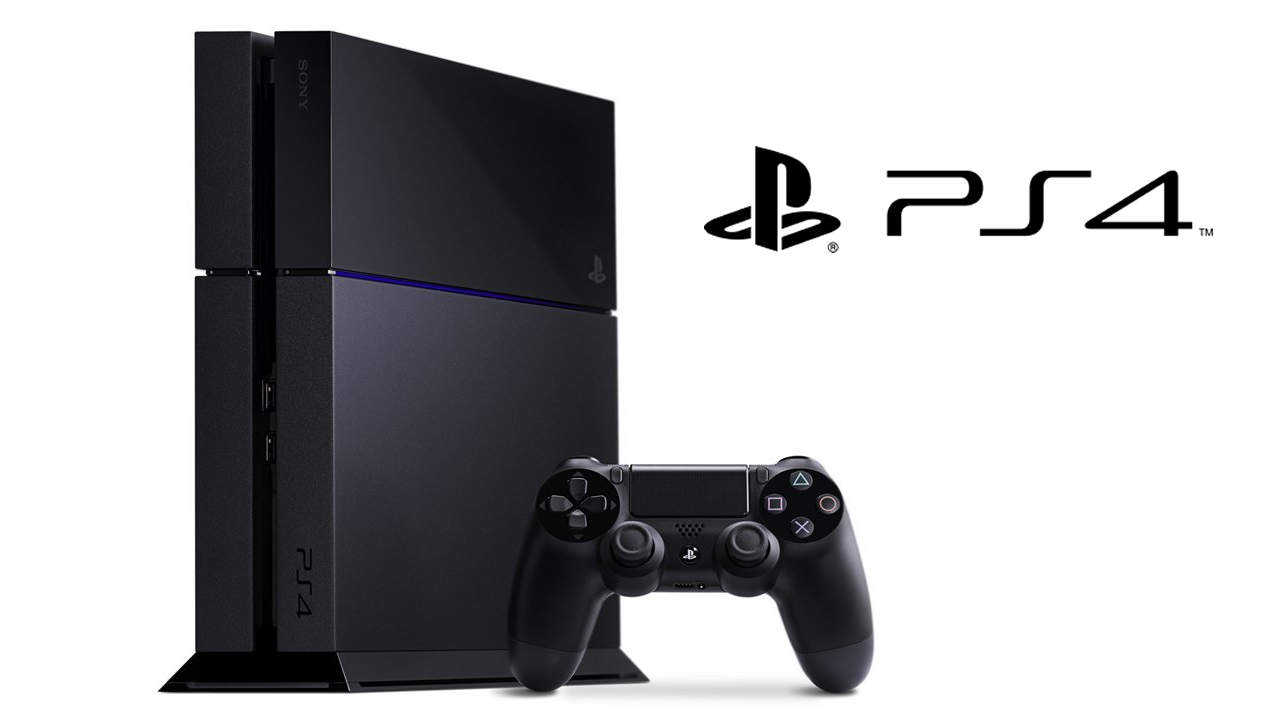 PS4 Gaming Console System