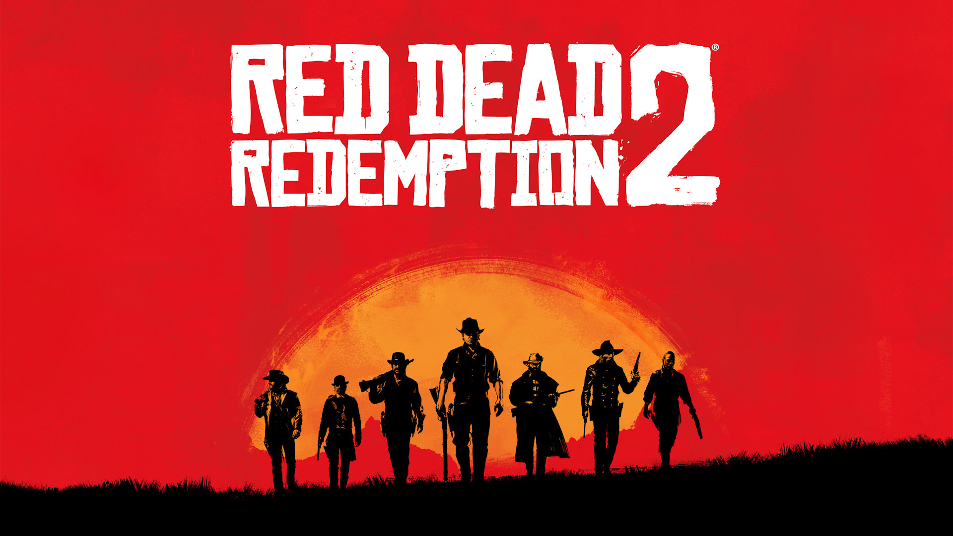 Red Dead Redemption II - Wallpaper