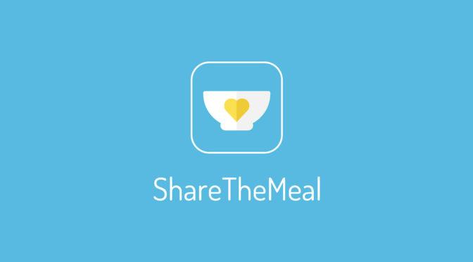 ShareTheMeal Logo