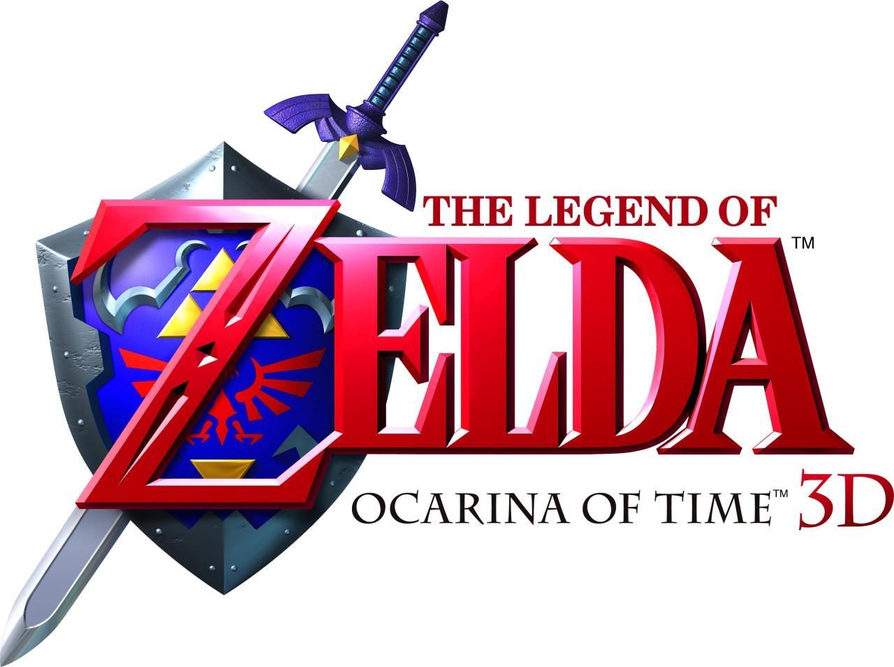 The Legend of Zelda - Ocarina of Time 3D Wallpaper