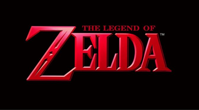The Legend of Zelda Series Logo