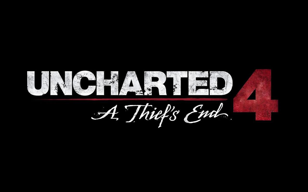 U4 - A Thief's End Logo