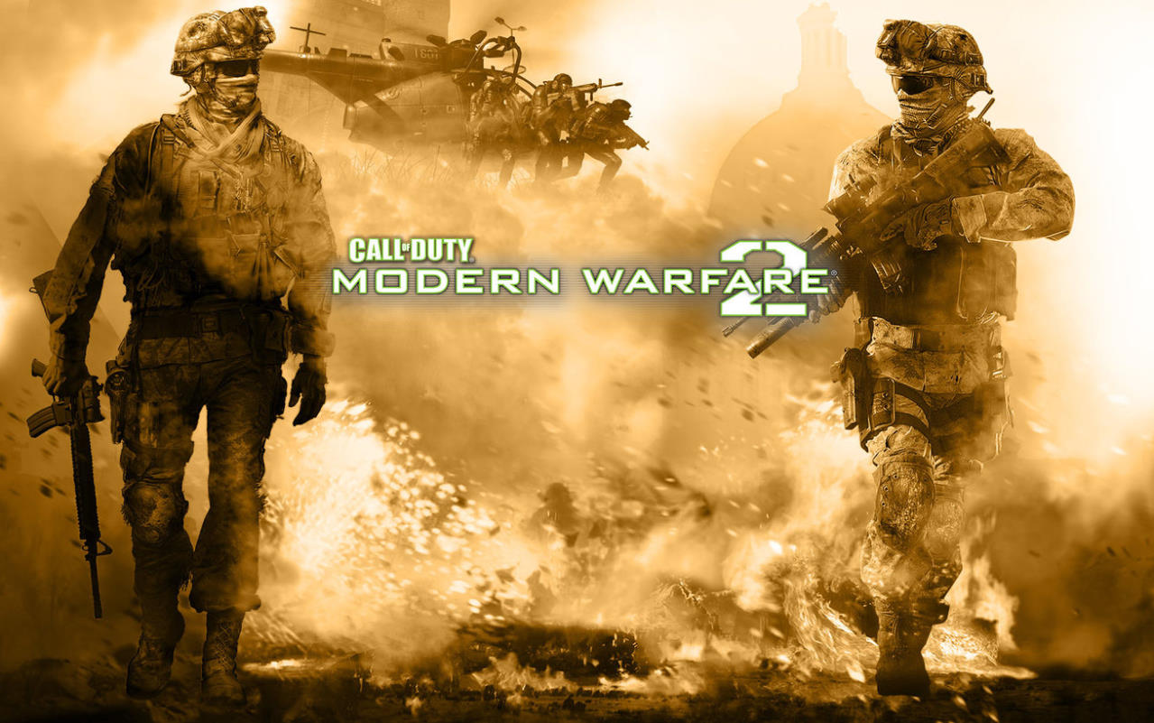 Call of Duty - Modern Warfare 2 Wallpaper
