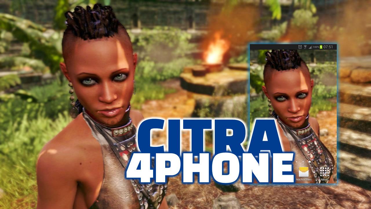 Citra4phone Banner