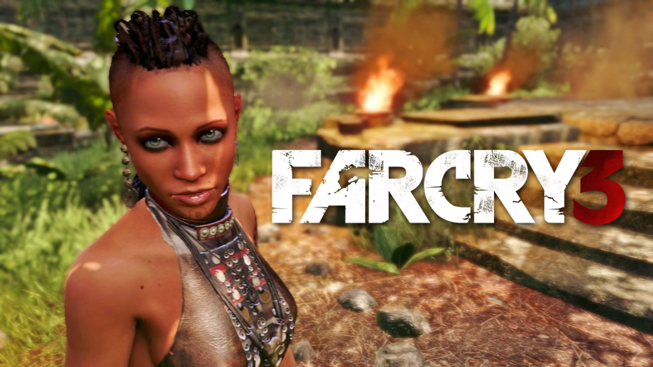 Far Cry 3 - Citra Temple Wallpaper