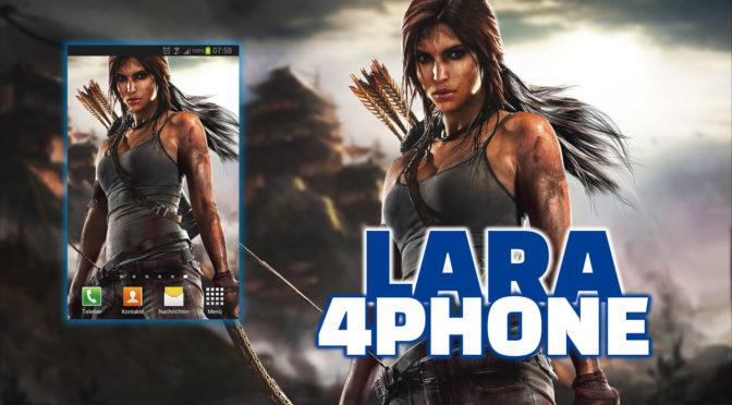 Lara4phone Banner