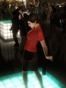 Madison Paige dancing