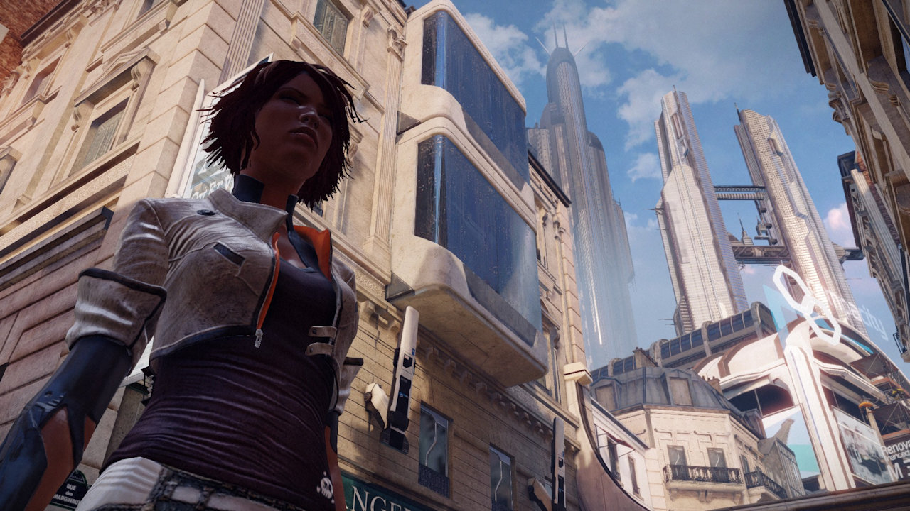 Nilin InGame Screenshot