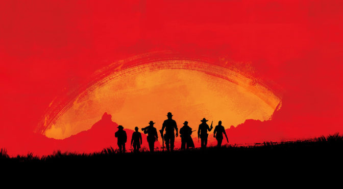 Red Dead Redemption II - Sunset Gang