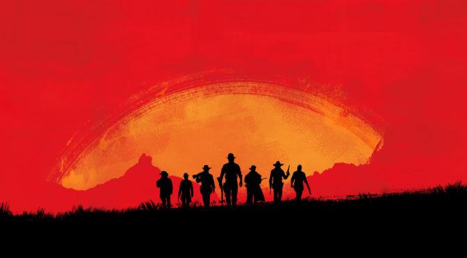 Red Dead Redemption II - Sunset Gang
