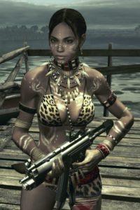 Sheva sexy tribal