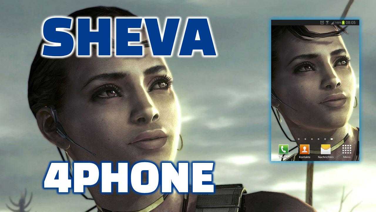 Sheva4phone Banner