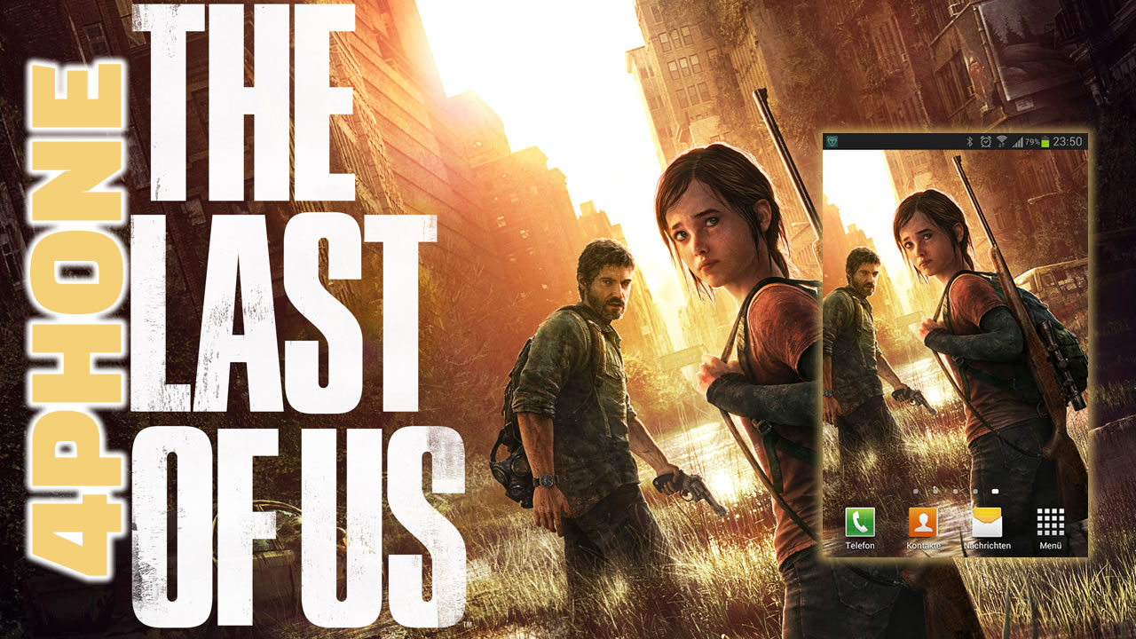 The Last of Us 4phone - Cover Package