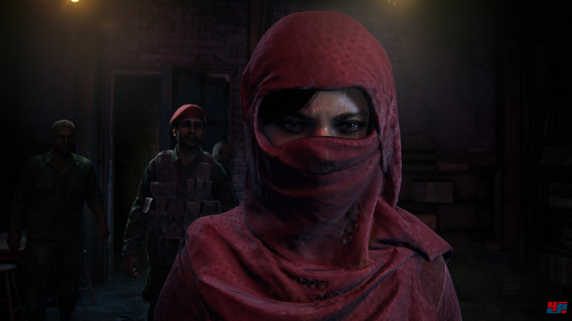 The Lost Legacy - Burka-Chloe