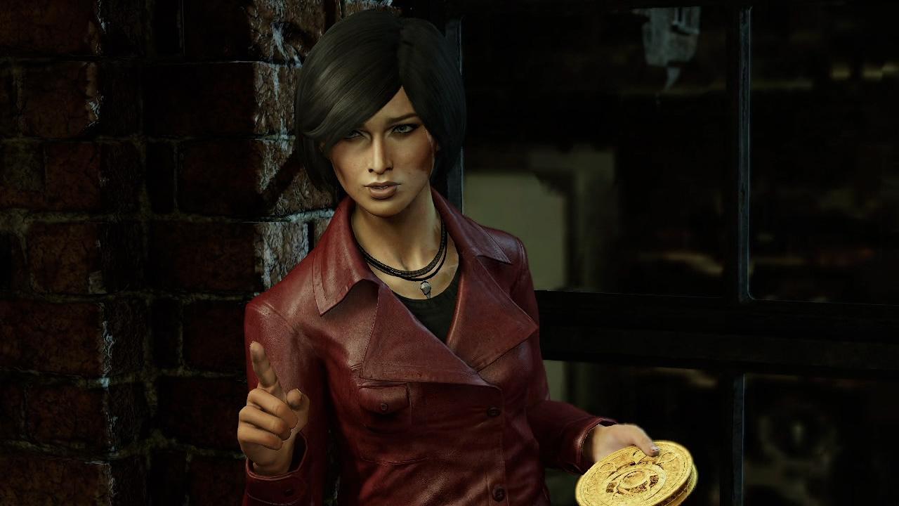 U3 - Chloe with treasure