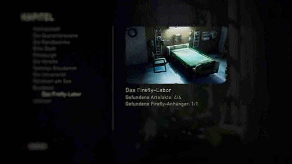 11 Das Firefly-Labor