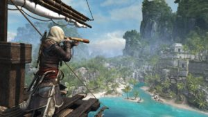 AC Black Flag - Edwards Ausguck
