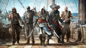 AC Black Flag - Piraten