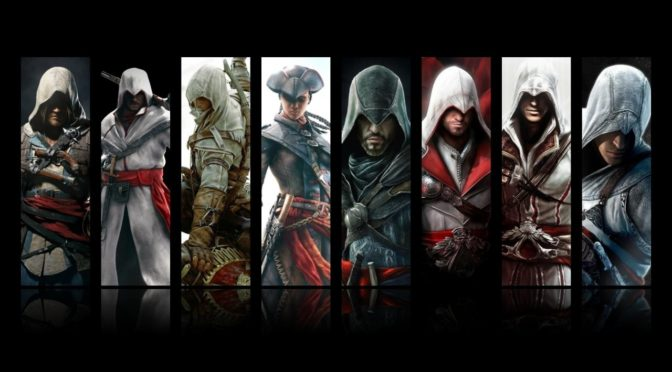 Assassins Creed - All Assassins Wallpaper
