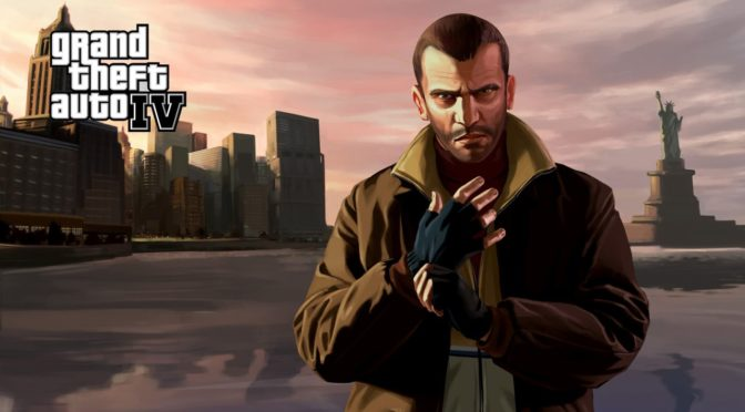 GTA IV - Nico Bellic Wallpaper