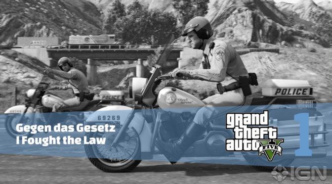 GTA5 #1 - Gegen das Gesetz - Artikelbanner