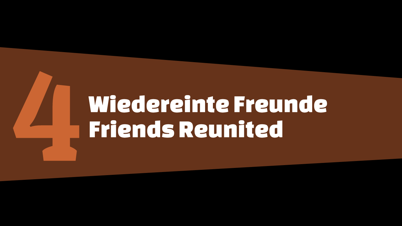 GTA5 #4 - Wiedervereinte Freunde - Schriftbanner
