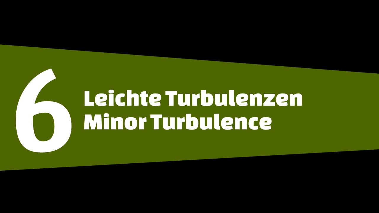 GTA5 #6 - Leichte Turbulenzen - Schriftbanner