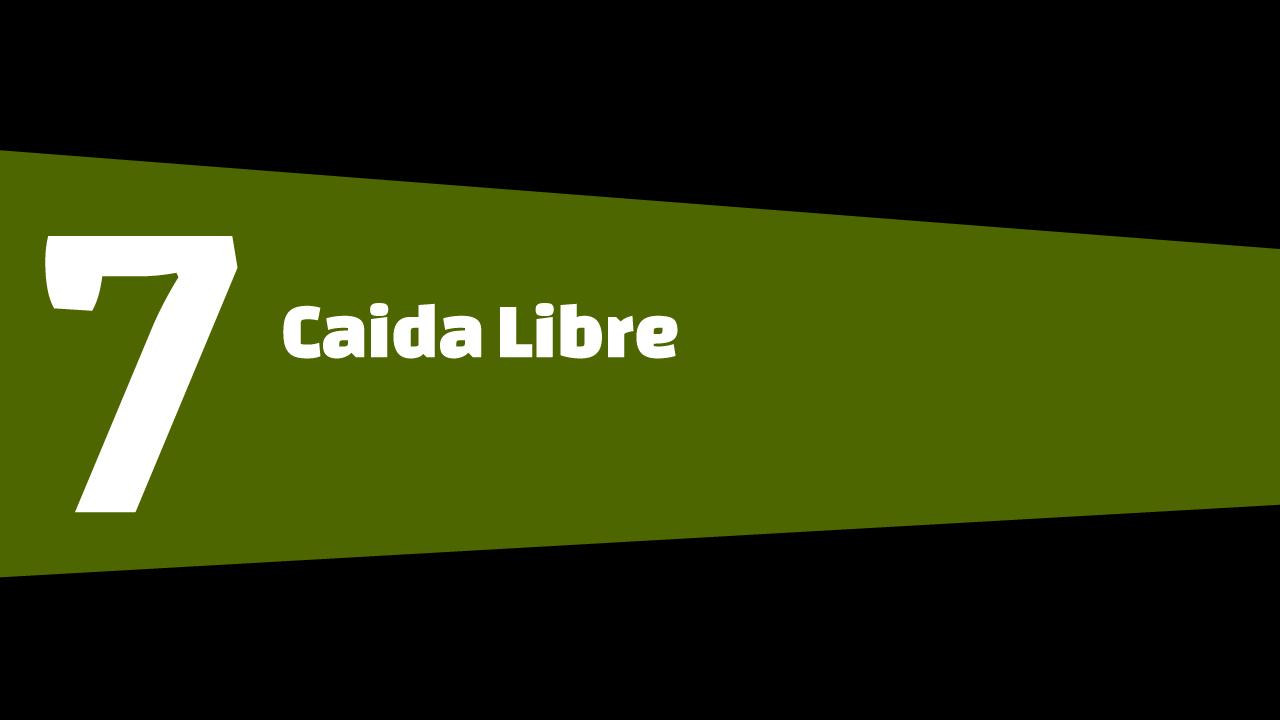 GTA5 #7 - Caida Libre - Schriftbanner