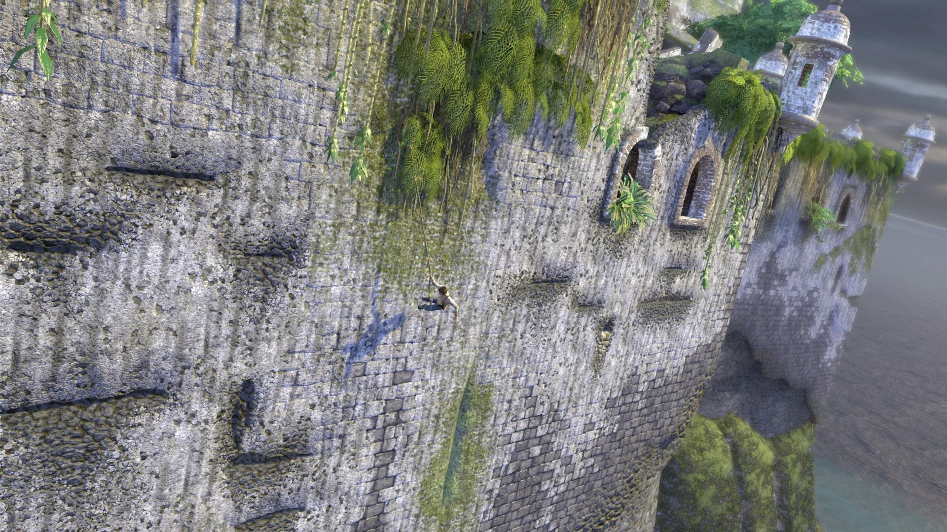 Auch Das Gehört Zu Meinem Aufgabengebiet Als Schätzjäger: Klettern Und Das Erklimmen Von Festungsmauern ... Leider ;-(