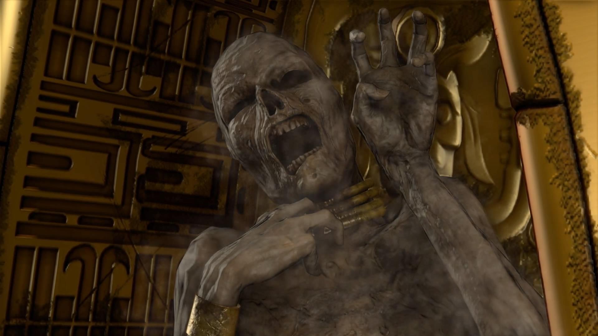 Der Fluch Von El Dorado - Ein Goldener Sarkophag Voller Mutantenbazillen, Nein Danke!