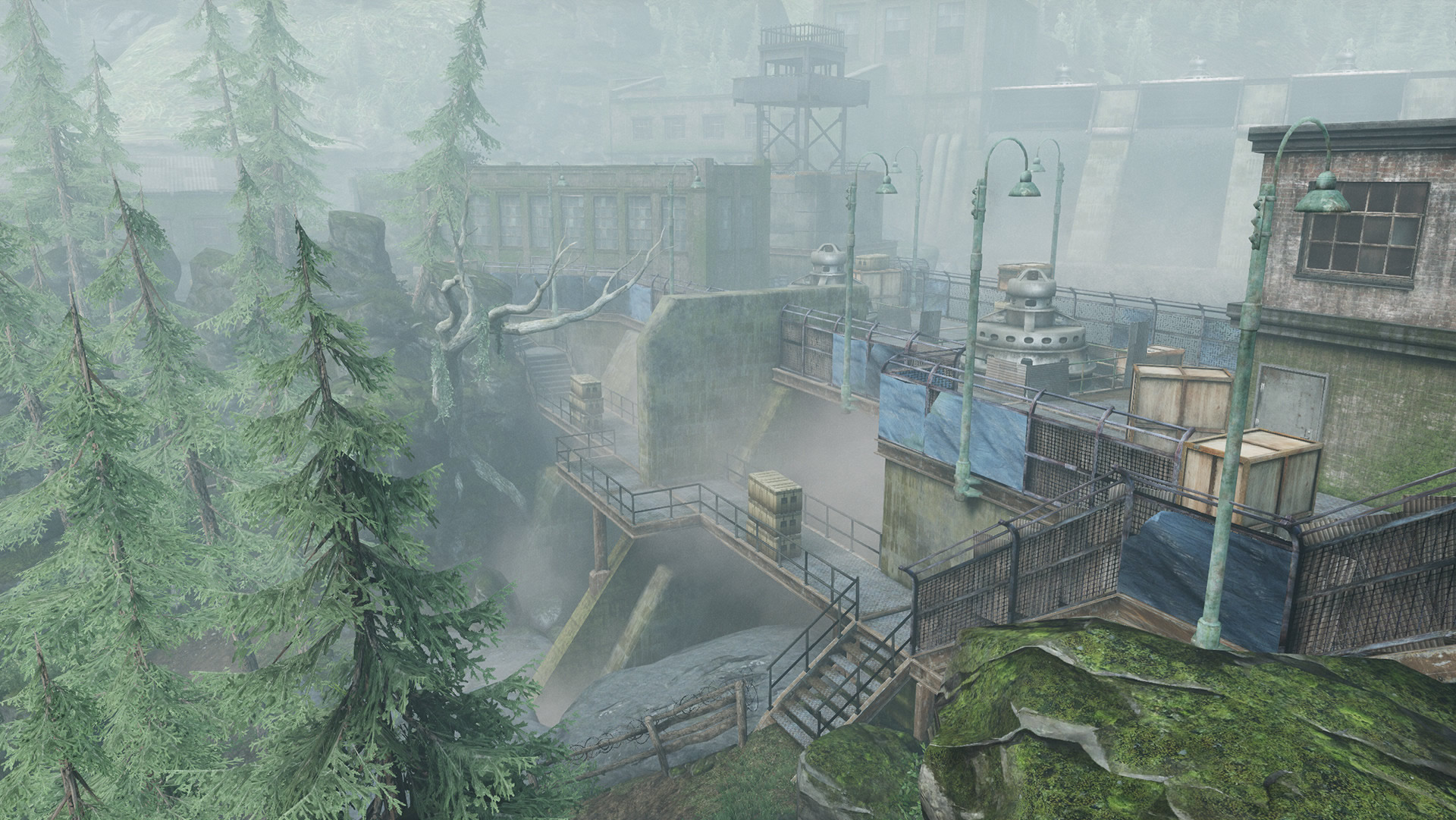 The Last of Us Maps - Zentrum