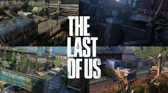 DLC Verlassene Gebiete Banner mit Logo