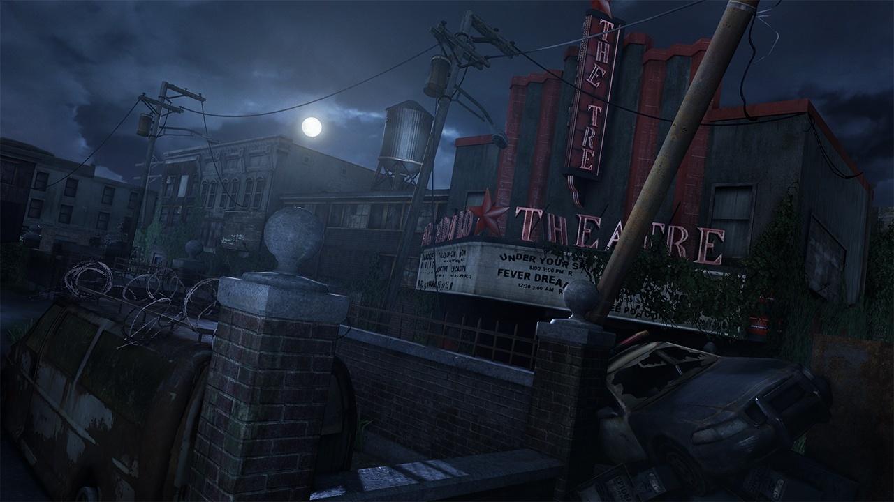 The Last of Us - Verlassene Gebiete Maps - Heimatstadt