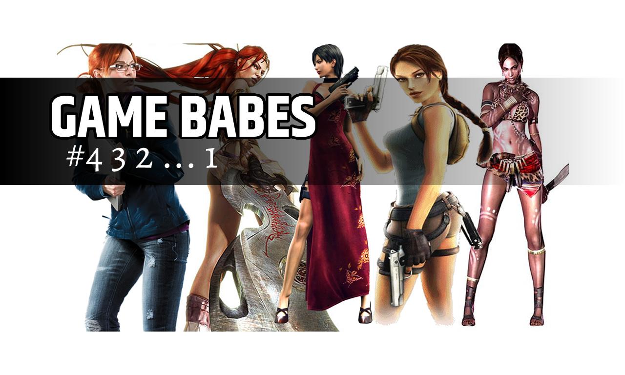 GAME BABES #4-#1