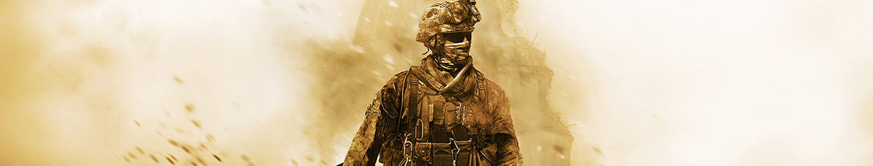 HEADBANNER Call of Duty Modern Warfare 2 | Classic Soldier Edition