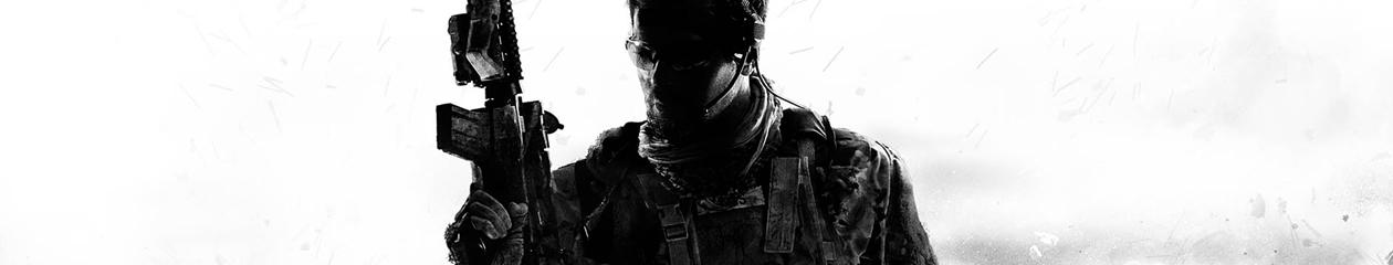 HEADBANNER Call of Duty Modern Warfare 3 | Classic Soldier Edition
